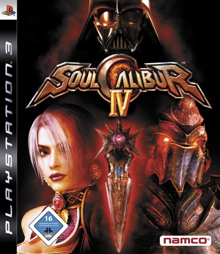 Ps3 3 Fear (Soul Calibur IV)