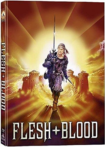Flesh + Blood - Mediabook (+ Bonus-DVD) [Blu-ray] [Limited Edition]