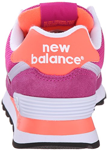 New Balance Nbwl574cpi, Gymnastique femme Rosa (Azalea)