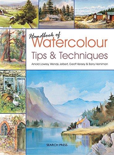 Handbook of Watercolour Tips & Techniques por Arnold Lowrey