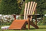 Outdoor Garden Patio Sun Lounger Recliner Chaise Pool Chair with Comfortable Con