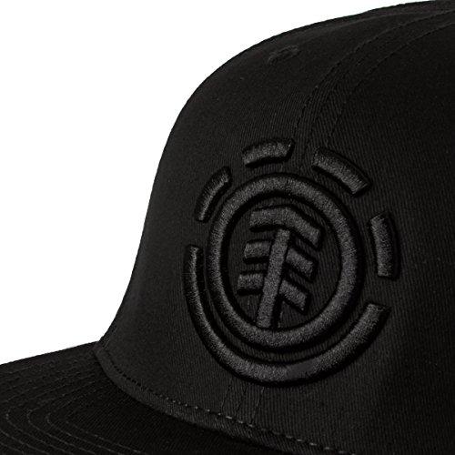 Element Knutsen Cap black / noir Taille UNI Black/noir