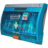 Astroplast 1047150 Pflasterspender für 60Pflaster, diebstahlsicher, einfach herausziehen und öffnen, Blau preisvergleich bei billige-tabletten.eu