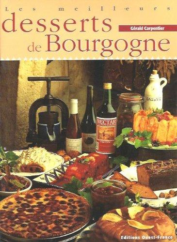 Desserts de Bourgogne