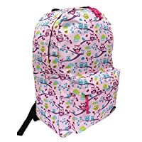 Ladies Womens Girls Boys Backpack Rucksack Laptop Ipad College Student School Travel Bag