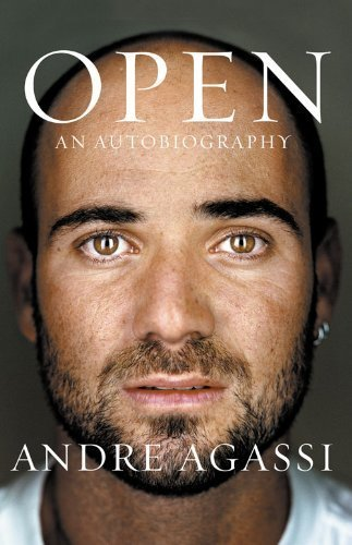 Open: An Autobiography by Agassi, Andre (2009) Hardcover
