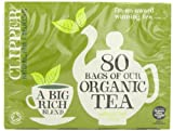 Product Image of Clipper Organic Everyday 80 Teabags (Pack of 6, Total 480...