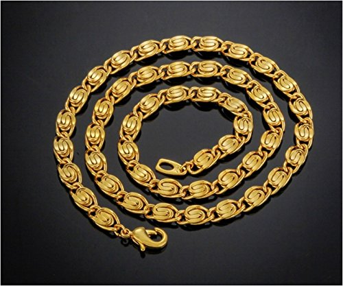 Anvi-Jewellers-22CT-Pure-Gold-and-Rhodium-Coated-Chain-Special-Diwali-Offer
