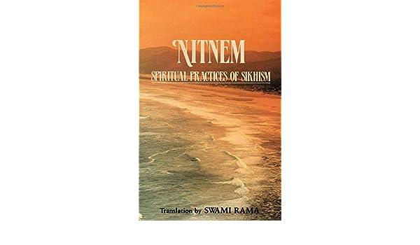 Buy Nitnem: Spiritual Practices of Sikhism Book Online at Low Prices