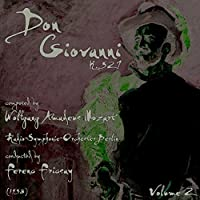 Don Giovanni, K. 527, Act 2: Zitto! lascia ch'io sento