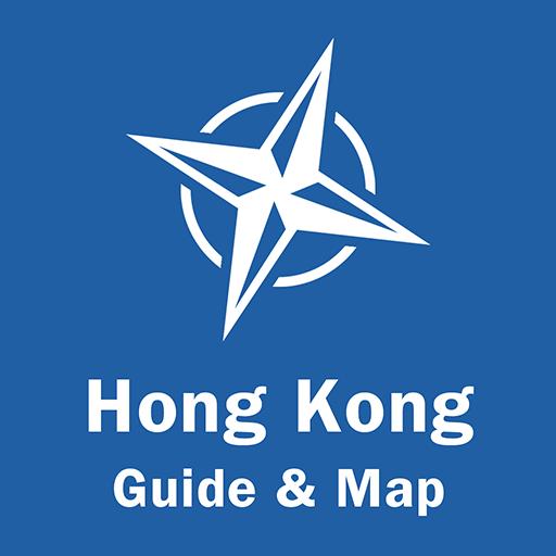 Hong Kong Travel Guide & Offline Map