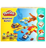 #2: Funskool Playdoh Breakfast Buffet