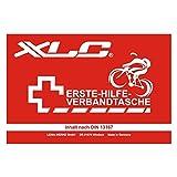XLC XLC Erste-Hilfe-Verbandstasche FA-A01 rot, 150x50x100 mm, DIN 13167 (1 Stück)
