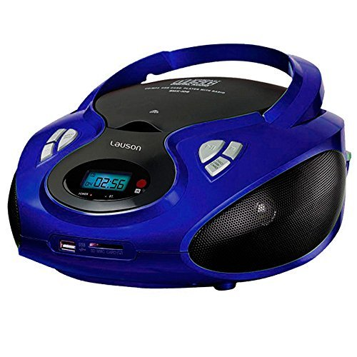 Lauson CP 436 Radiorekorder ( CD-Player,MP3 Wiedergabe )