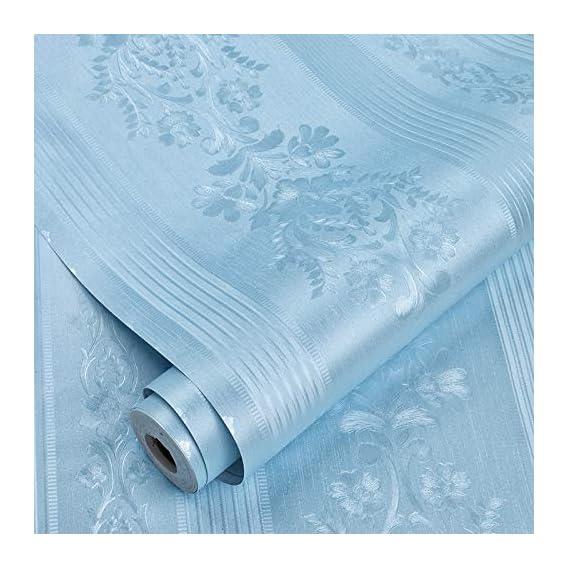 akadeco self Adhesive Decorative multipupose Multicolor PVC Wallpaper (1 roll Size - 330X45cm)