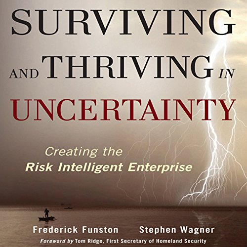 Surviving and Thriving in Uncertainty  Audiolibri