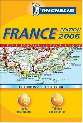 Mini Atlas routier France par (Couverture à spirales - Jan 1, 2006)