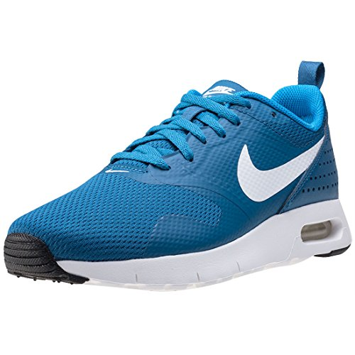 new style 1c88d f1b93 Nike Unisex-Kinder Air Max Tavas Bg Sneaker Blau (Industrial Blue white-