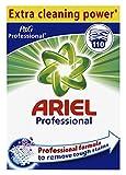 Ariel Professional Vollwaschmittel Pulver, 7,15 kg, 1er Pack (1 x 110 Waschladungen)