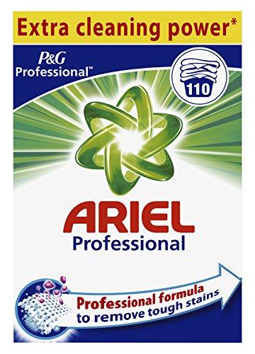 Ariel Professional Vollwaschmittel Pulver, 7,15kg, 110Waschladungen