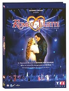 Roméo & Juliette [Comédie musicale] - Édition 2 DVD