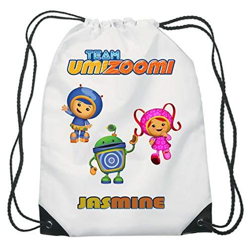 Equipo Umizoomi cordón bolsa de natación