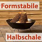 Köhko Malaga Feuerschale ca. 50x50x24 cm Feue...Vergleich