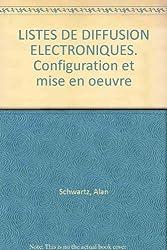 LISTES DE DIFFUSION ELECTRONIQUES. Configuration et mise en oeuvre (Classique Franc)