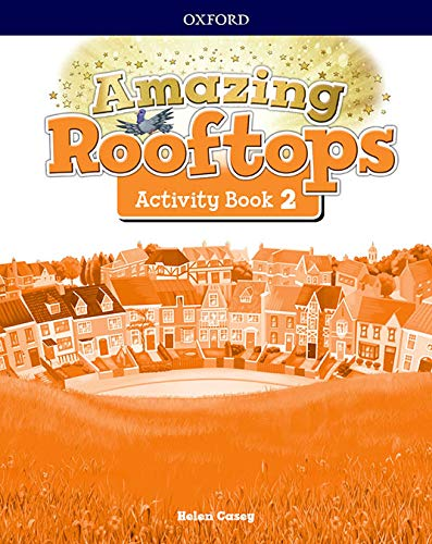 Amazing Rooftops 2 Activity Book