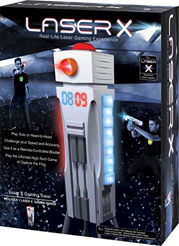 Laser X 88033 - Juego de Torre