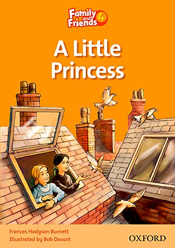 Family and Friends Readers 4: Family and Friends 4. Little Princess (Family & Friends Readers)