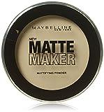 Maybelline Matte Maker Mattierungspuder 10 Classic Ivory 16g