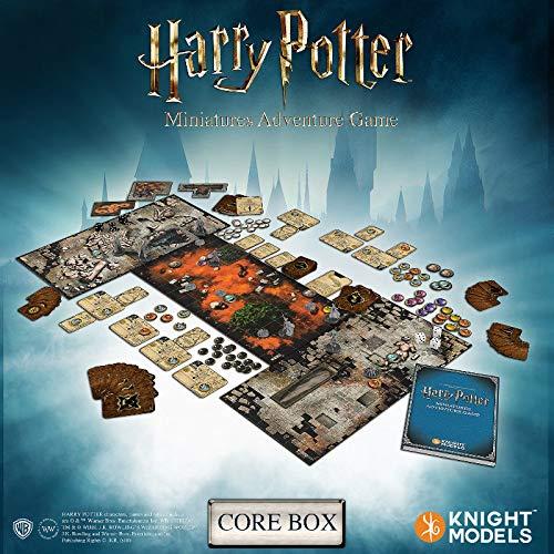 Comprar Knight Models HPMAG01 Harry Potter Miniatures Adventure Game Core Box