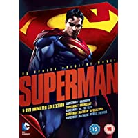 Superman Animated Movie Collection