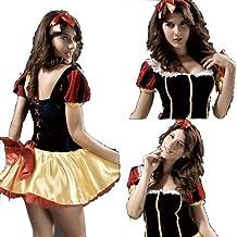 Disfraz Blancanieves de Halloween cosplay Fantas?a% OFF vestido Disney Fantasy bruja calabaza Bienes de Partido cinta disfraz (jap?n importaci?n)