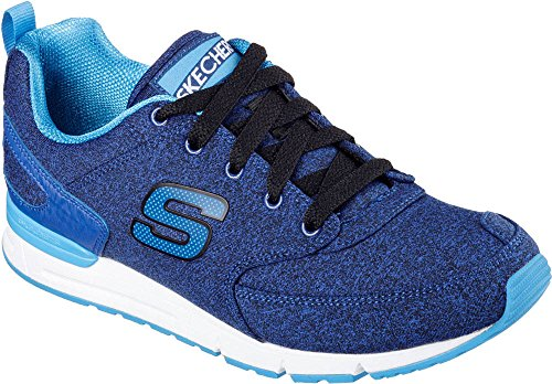 Skechers Originals Retros Og 92 Walk It Out Moda Sneaker Navy