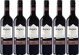 Andes Merlot Qualitätswein Chile (6 x 0.75 l)