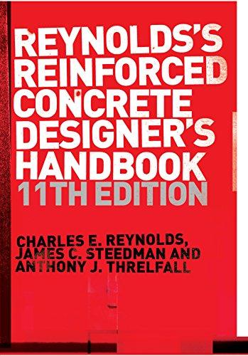 Reinforced concrete designers handbook ebook charles e reynolds reinforced concrete designers handbook by reynolds charles e steedman james c fandeluxe Choice Image