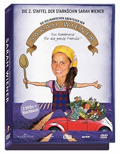 Staffel 2 (2 DVDs + Kochbuch)