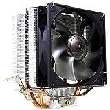 Disipador CPU Socket Intel AMD suranus su-cool16095W 85x 110x 70mm Socket LGA 11511150115511567751366AM4AM3+ AM3AM2+ AM2FM2+ FM1Ventilador Procesador Cooler