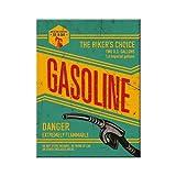 Nostalgic-Art 14305 Best Garage - Gasoline, Magnet 8x6 cm