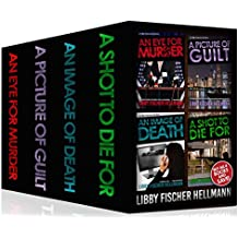 The Ellie Foreman Mysteries -- Boxed Set: The Ellie Foreman Mystery Series (The Ellie Foreman Mysteries 1-4)