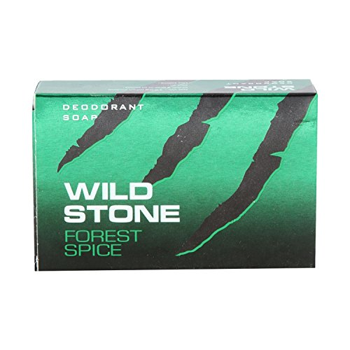 Wild Stone Ultra Sensual And Forest Spice Soap (125GM, Pack of 4)