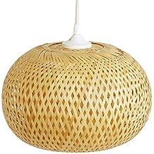 Zimmerlampe Lang Son Lampe Aus Bambus Als Hngelampe Pendelleuchte Fr Wohnzimmer Schlafzimmer