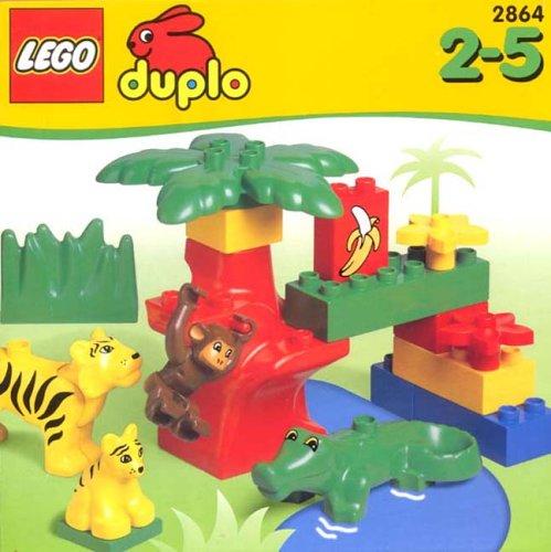 LEGO-DUPLO-2864-Animal-Kingdom