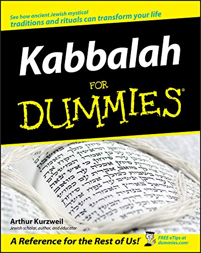 Kabbalah For Dummies (English Edition)