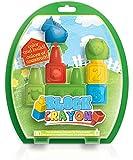 Pelo Block Crayons Kit For Little Kids, Kids Activity Crayons Kit, Color Kit