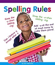 Spelling Rules (English Grammar)
