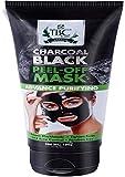TBC Charcoal Black Peel Off Mask (100g)