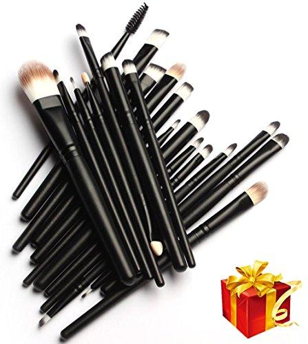 Ultra Skin Care Werkzeug (Imurz 20-Piece Multi-purpose Make Up Brush Set Cosmetic Eyeshadow EyeLiner Lip Brush Kits -- Professional Make-up Set by Imurz)